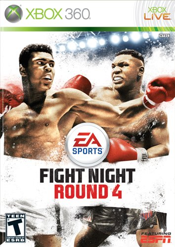 Fight Night Round 4 - Xbox 360 by Electronic Arts