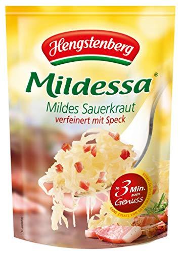 Mildessa - Mildes Sauerkraut mit Speck - 350g/400g
