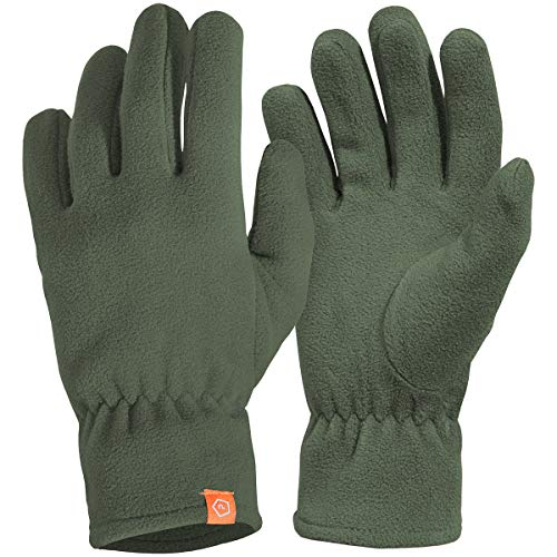 Pentagon Triton Fleece Gloves Olive taille XS/S