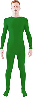 Adult Lycra Spandex One Piece Unitard Full Bodysuit Costume