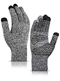Touch Screen Gloves, TRENDOUX Winter Glove for Men Women Driving Texting Phone