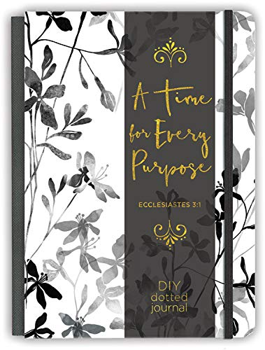 A Time for Every Purpose: A DIY Dotted Journal (Deluxe Signature Journals)