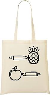 P P A P Pen Pineapple Apple Pen Funny Bolso De Mano Bolsa De La Compra