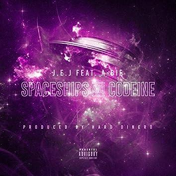 Spaceships and Codeine (feat. a-Bie)