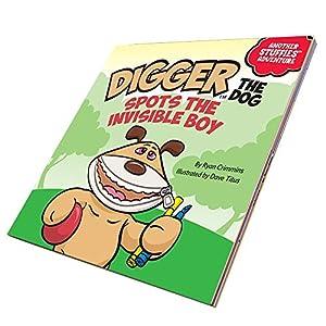Stuffies Digger the Dog