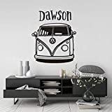 Art Decal Vinyl Sticker Wall Decor Mural Vinyl Home Decor Transfer Travel Adventure Wall Decal 42X50Cm