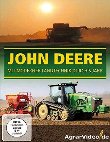 John Deere - Mit moderner Landtechnik durch's Jahr