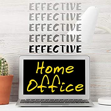 Effective Home Office - New Age Music that Improves Concentration, Ideal for Listening at Work