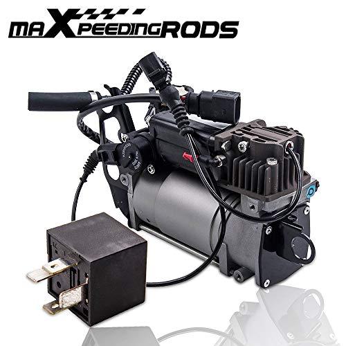 maXpeedingrods Bomba de Aire Compresor Suspensión para Touareg 04-10 1663200104