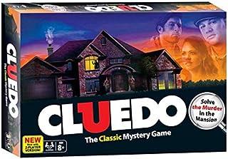 Hasbro Cluedo Board Game card game - 2724884521373