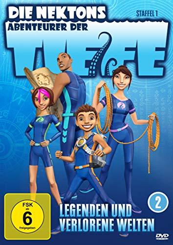 DVD 2: Legenden und verlorene Welten