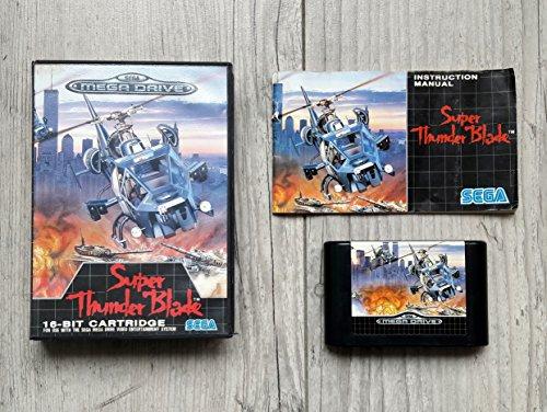Mega Drive - Super Thunder Blade