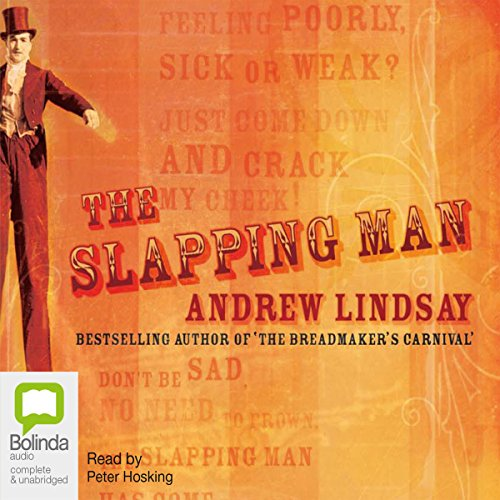 The Slapping Man audiobook cover art