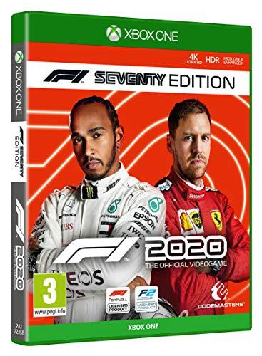 F1 2020 - Seventy Edition Xbox One [