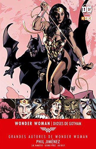 Wonder Woman de Phil Jimenez vol.1: Dioses de Gotham