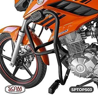 Protetor Motor Carenagem Fazer150 2014+ Scam Sptop503
