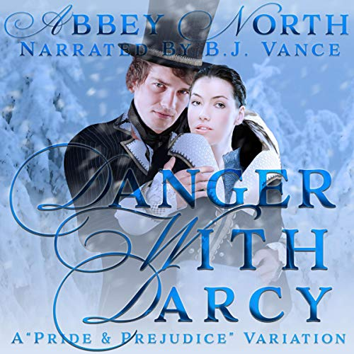 Danger with Darcy cover art