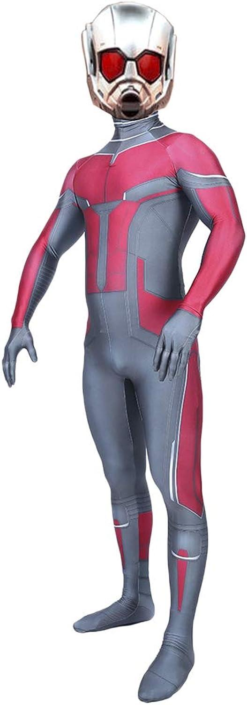 excelentes precios GanSouy GanSouy GanSouy Ant-Man and the Wasp, CosJugar Disfraz Disfraz Disfraz Película Juego de rol Ropa Niños Adulto Body Spandex Monos  colores increíbles