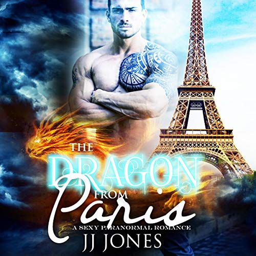 The Dragon from Paris audiobook cover art