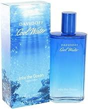 Cool Water Into The Ocean by Davidoff Eau De Toilette Spray 4.2 oz for Men