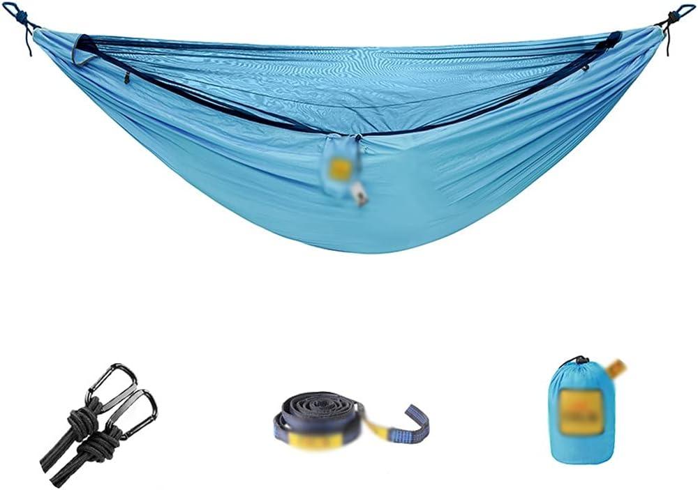 QUETW Hammock Outdoor 2 Person Super New York Popularity Mall Cloth Parachute Po