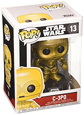 POP Star Wars - C-3PO Bobble Head