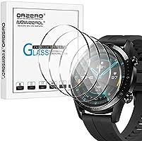 NEWZEROL 4 Piezas Compatibles con Protector de Pantalla de Huawei Watch GT 2 (46MM Version) película Protectora de...