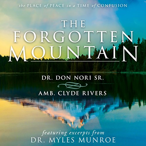 The Forgotten Mountain audiobook cover art
