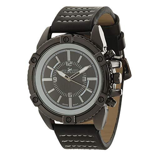 Reloj Polo Club 3025 a negro