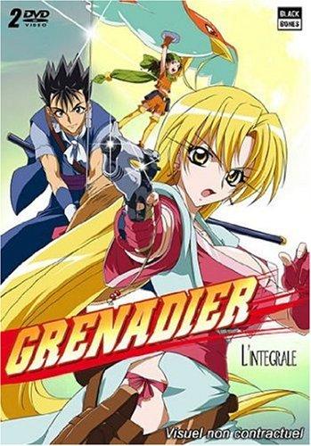 Grenadier - Intégrale