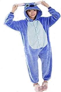 stitch blue onesie for unisex