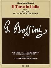 il turco in italia libretto