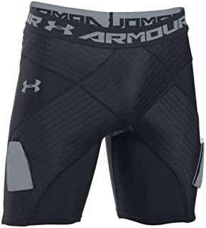 UA Men's Hockey Coreshort Pro with Cup 1284735