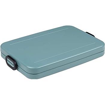 Rosti Mepal 107635540400/Take A Break Large Caja Almuerzo ABS Negro 25,5/x 17/x 6,5/cm