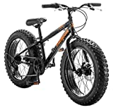 Mongoose Compac Boy's Fat Tire Bike, 20'