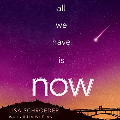 All We Have Is Now audiobook cover art