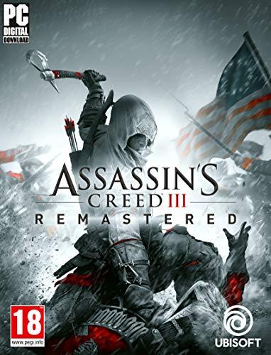 Assassin's Creed III + Remasterização da Libertação