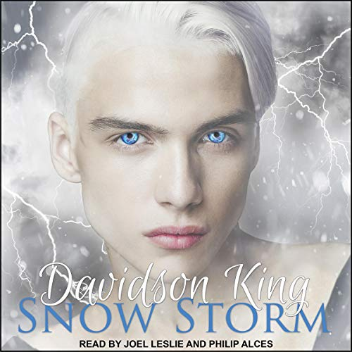 Snow Storm audiobook cover art