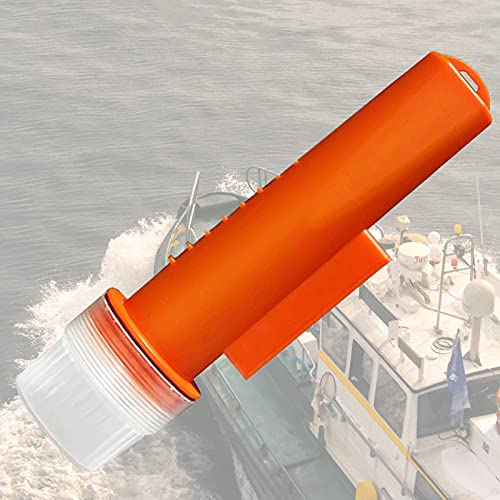 BaiHQF GPS Boya de Localización para Redes de Pesca, Localizador Ais para Redes de Pesca, Rango de Búsqueda 5-8 Millas Náuticas, Duración 10 Días, para Especializado Barco Pesquero Pesca Oceánica
