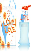 I Love Love Cheap and Chic by Moschino for Women 3.4 oz Eau de Toilette Spray