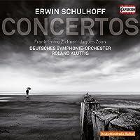 Schulhoff: Concertos [Frank-Immo Zichner, Jaques Zoon, Roland Kluttig] [Capriccio: C5197] by Frank-Immo Zichner (2014-06-05)