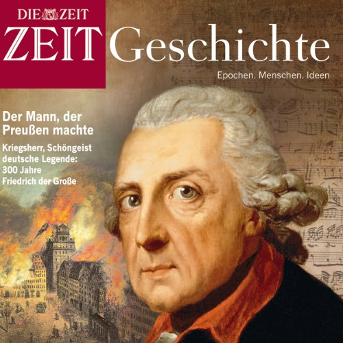 『Mythos Friedrich (ZEIT Geschichte)』のカバーアート
