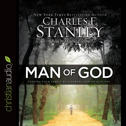 Man of God Audiobook By Charles F. Stanley cover art