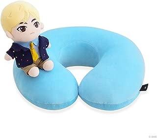 NARA HOME DECO BTS Character Official Merchandise BTS Character Neck Pillow Jin