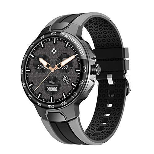 Ake E15 Smart Watch Music Bluetooth GPS Información Push Tasa Cardíaca,A