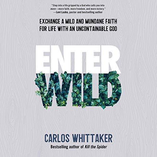 Enter Wild audiobook cover art