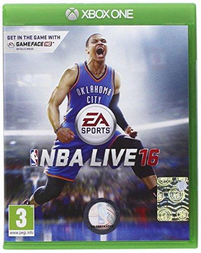 NBA Live 16 [Importación Italiana]