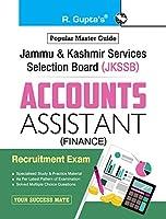 JKSSB: Accounts Assistant (Finance) Recruitment Exam Guide