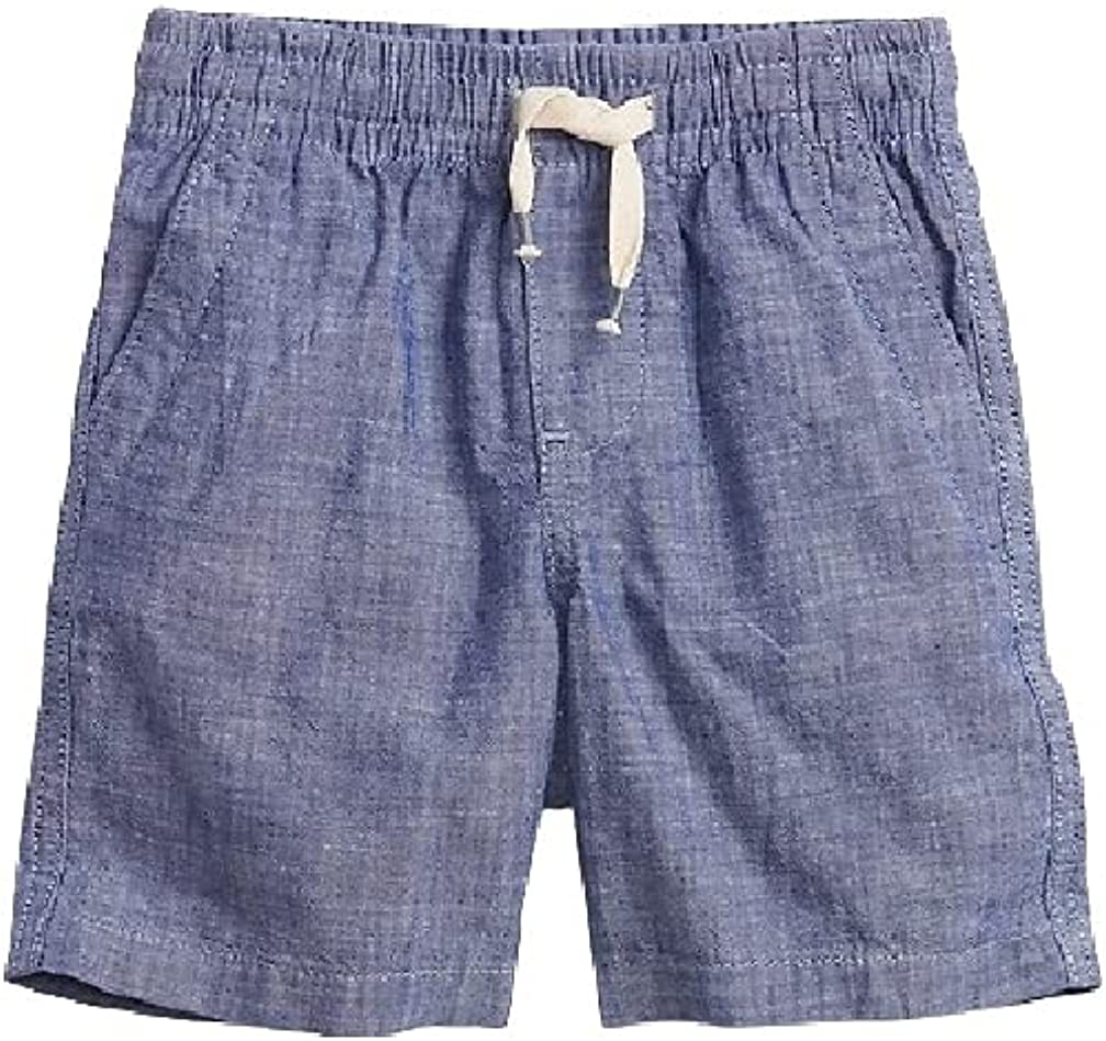 Gap Toddler Chambray Sale item Pull-On - Shorts shipfree Blue