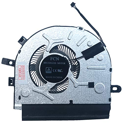 Fan Cooler Compatible with Lenovo IdeaPad 320S-13IKB, 320S-13IKB (81AK), 320S-14IKB, 320S-15ISK, 320S-15ISK (80Y9), 320S-15IKB (80X5), 320S-15IKB (81BQ), 320S-15IKBR
